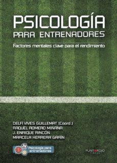 psicología para entrenadores (ebook)-delfi vives guillemat-9781635035469