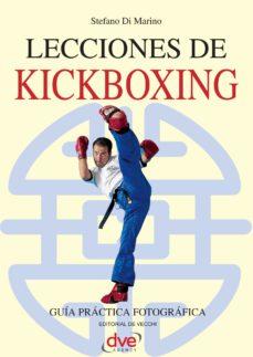 lecciones de kickboxing (ebook)-stefano di marino-9781683250869