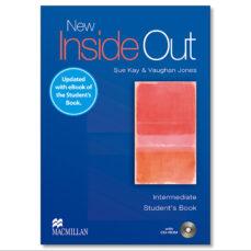 Descargar libros de internet NEW INSIDE OUT INT STUDENT´S BOOK EBOOK PACK