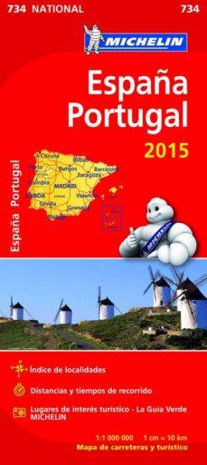 Emprende2020.es Mapa España - Portugal2015 Ref. 11734 Image