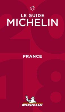 le guide michelin france 2018-9782067223769