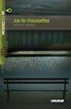 Descarga gratuita de documentos de texto de libros electrónicos. JUS DE CHAUSSETTES NIV. A2 - LIVRE + MP3 (MONDES EN VF) (Spanish Edition) de  9782278076369