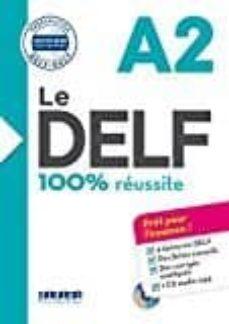 Descargar epub books blackberry playbook LE DELF - 100% RÉUSSITE - A2 - LIVRE + CD
