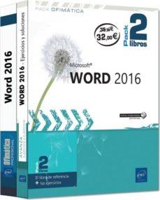 Bressoamisuradi.it Word 2016: Pack 2 Libros Image