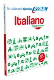 Descarga gratuita de libros de epub. CUADERNO DE EJERCICIOS: ITALIANO