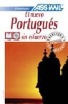 Descarga de libros de texto en inglés EL NUEVO PORTUGUES SIN ESFUERZO (4 CD S AUDIO)