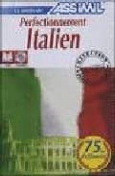 perfectionnement italien (libro + cd aduio)-francisco benedetti-9782700520569