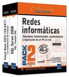 Descargar REDES INFORMATICAS: PACK 2 LIBROS gratis pdf - leer online