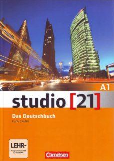 Descargar gratis libros pdf STUDIO 21 A1 DAS DEUTSCHBUCH (KURS- UND ÜBUNGSBUCH MIT DVD-ROM) A1 LIBRO DE CURSO Y EJERCICIOS + DVD-ROM de  9783065205269 RTF in Spanish
