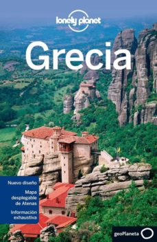 Srazceskychbohemu.cz Grecia 2012 (6ª Ed.) Lonely Planet 2012 Image