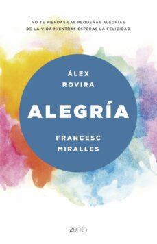 alegria-alex rovira-france miralles-9788408175469