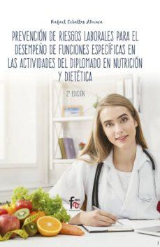Descarga gratuita de libros electrónicos Mobi. PREVENCION DE RIESGOS LABORALES PARA EL DESEMPEÑO DE FUNCION