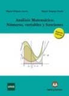 Permacultivo.es Analisis Matematico Numeros Variables Y Funciones (2ª Ed.) Image