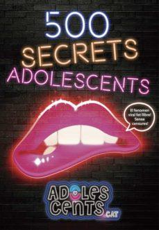 Descargar libros gratis en pdf gratis 500 SECRETS ADOLESCENTS de