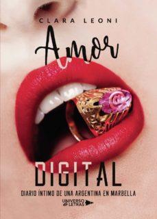 Libros de audio gratis descargas motivacionales AMOR DIGITAL  de CLARA LEONI