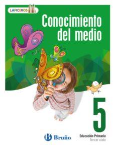 Curiouscongress.es Lapiceros Conocimiento Del Medio 5 (5º Primaria) Image