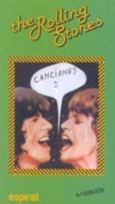 canciones ii (rolling stones)-9788424504069
