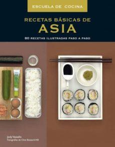 Geekmag.es Recetas Basicas De Asia: 80 Recetas Ilustradas Paso A Paso Image