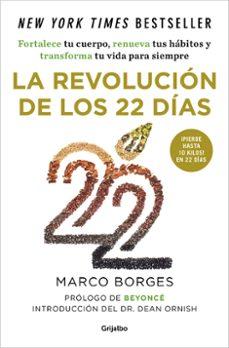 la revolucion de los 22 dias-marco borges-9788425354069