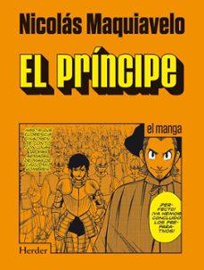 el príncipe (ebook)-nicolas maquiavelo-9788425428869