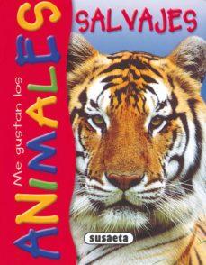 Permacultivo.es Animales Salvajes (Coleccion Me Gustan Los Animales) Image