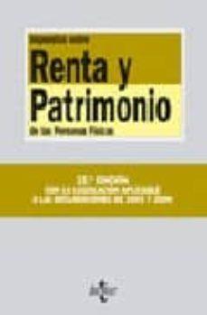 Ironbikepuglia.it Impuestos Sobre Renta Y Patrimonio De Las Personas Fisicas (22ª Ed.) Image