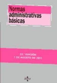 Permacultivo.es Normas Administrativas Basicas Image