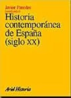 Ironbikepuglia.it Historia Contemporanea De España (Siglo Xx) (6ªed) Image