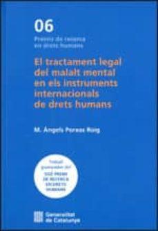 Inmaswan.es El Tractament Legal Del Malalt Mental En Els Instruments Internacionals De Drets Humans Image