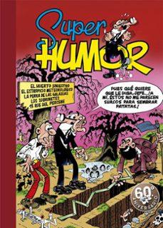 super humor mortadelo nº 5: el huerto siniestro-f. ibañez-9788440639769