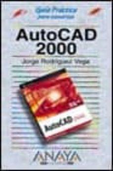 Inmaswan.es Autocad 2000 (Guias Practicas) Image