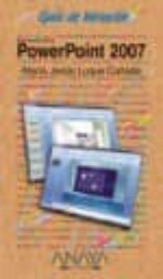 Permacultivo.es Powerpoint 2007 (Guia De Iniciacion) Image