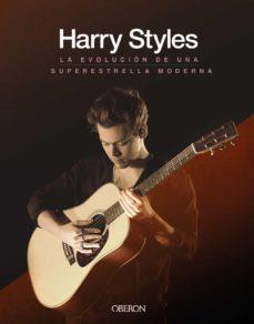 harry styles: la evolucion de una superstrella moderna-malcolm croft-9788441539969