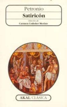 satiricon-cayo petronio arbitro-9788446004769