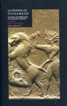Emprende2020.es La Epopeya De Gilgamesh: El Gran Hombre Que No Queria Morir Image
