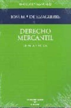 Inmaswan.es Derecho Mercantil (4ª Ed.) Image