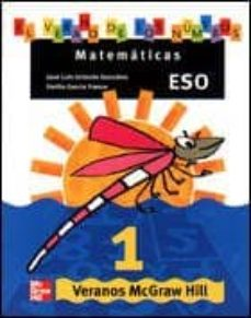 Lofficielhommes.es El Verano De Los Numeros: Matematicas (1º Eso) Image