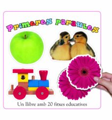 Titantitan.mx Primeres Paraules. Un Llibre Amb 20 Fitxes Image