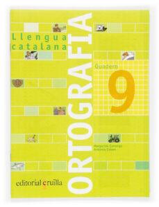 Titantitan.mx Quadern Ortografia Catalana Nº 9 (Primaria) Image
