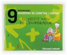 Mrnice.mx Quadern De Comptar I Contar: Matematiques 9 (P5) Image