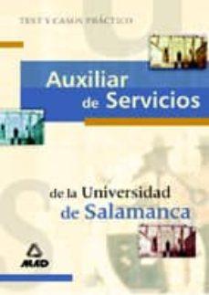 Alienazioneparentale.it Auxiliar De Servicios De La Universidad De Salamanca. Test Y Caso S Practicos Image