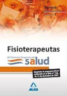 Padella.mx Fisioterapeutas Del Servicio Aragones De Salud: Temario Parte Esp Ecifica. Volumen I Image