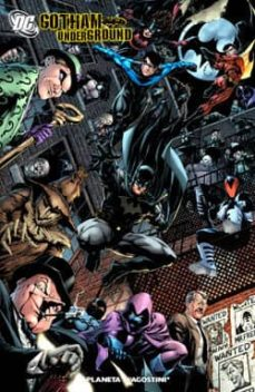 Cronouno.es Gotham Underground Image