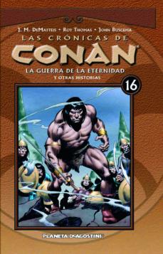 Emprende2020.es Cronicas De Conan Nº16 Image