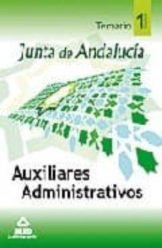 Srazceskychbohemu.cz Auxiliares Administrativos De La Junta De Andalucia. Temario. Volumen 1 Image