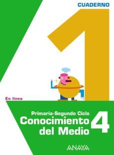 Cdaea.es Conocimiento Del Medio 4º Educación Primaria Cuaderno 1- Segundo Ciclo Image