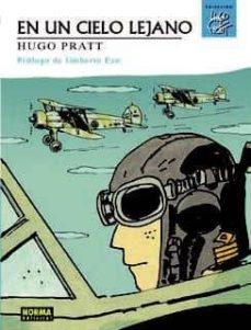 coleccion hugo pratt nº 9: en un cielo lejano-hugo pratt-9788467903669