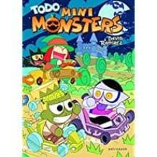 todo minimonsters-david ramirez-9788467933369