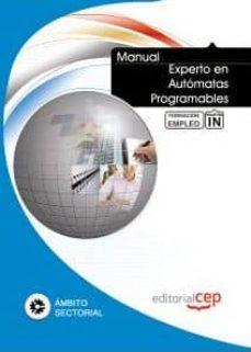 Padella.mx Manual Experto En Automatas Programables. Formacion Para El Emple O Image