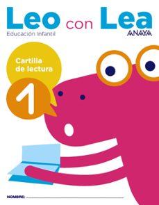 Elmonolitodigital.es Cartilla De Lectura 1 Educacion Infantil 4 Años Mec Image